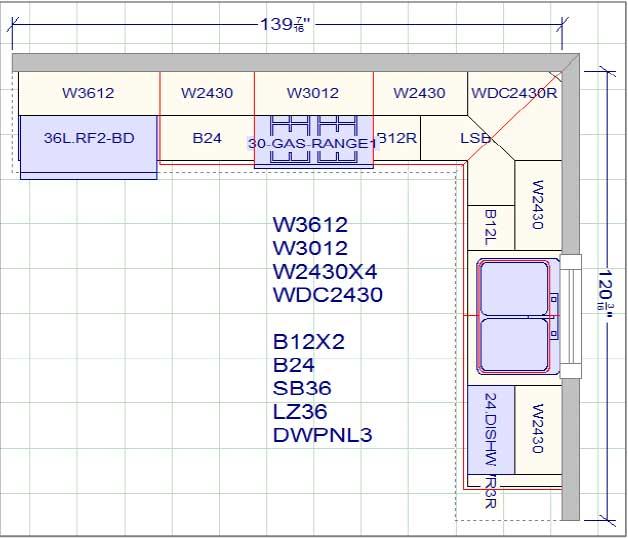 10 x 10 kitchen standard 10 x 10 kitchen  direct renovations kitchen cabinets      rh   directrenovations com