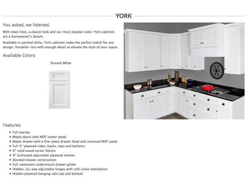Wolf Cabinet Line  Products Of Direct Renovations Kitchen And ...